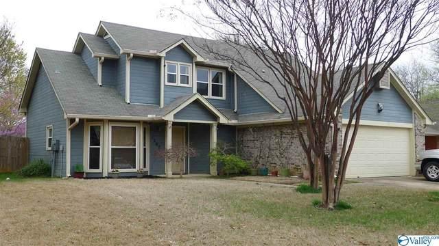 1207 Chesley Lane, Huntsville, AL 35803 (MLS #1140133) :: Capstone Realty