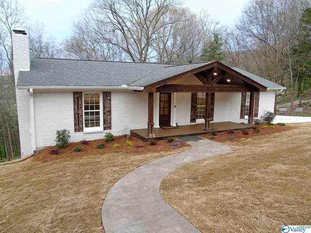 1709 Mountainbrook Drive, Huntsville, AL 35801 (MLS #1140182) :: Capstone Realty
