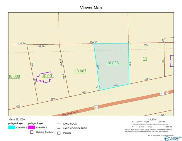 Lot 4&5 Chesnut Bypass, Centre, AL 35960 (MLS #1140196) :: Weiss Lake Alabama Real Estate