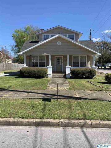 246 South 5Th Street, Gadsden, AL 35901 (MLS #1140235) :: Weiss Lake Alabama Real Estate