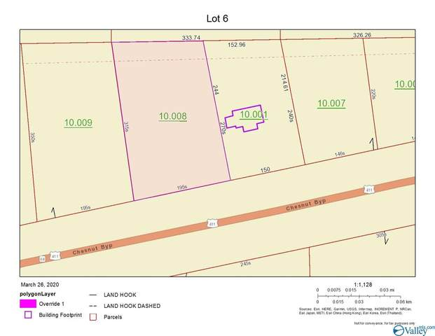 Lot 6 Chesnut Bypass, Cedar Bluff, AL 35960 (MLS #1140265) :: Weiss Lake Alabama Real Estate