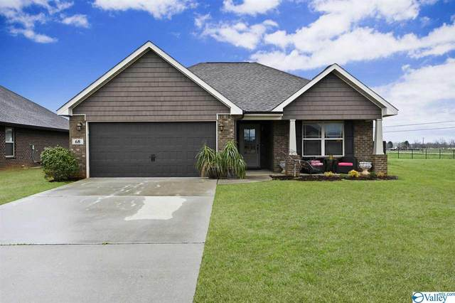 68 Weeping Willow Lane, Decatur, AL 35603 (MLS #1140309) :: Capstone Realty