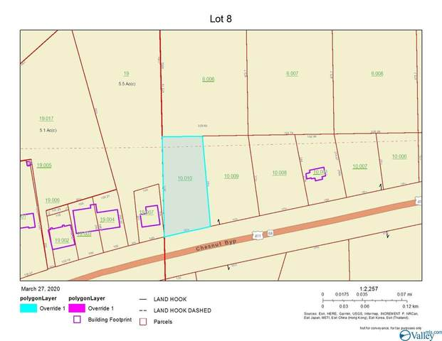 Lot 8 Chesnut Bypass, Centre, AL 35960 (MLS #1140354) :: Weiss Lake Alabama Real Estate