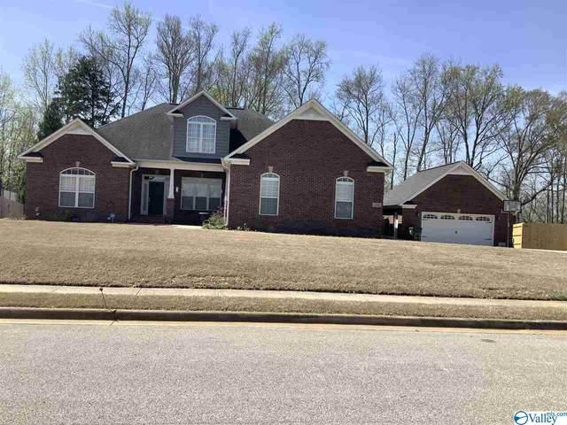 124 Southfork Drive, Huntsville, AL 35811 (MLS #1140392) :: Capstone Realty