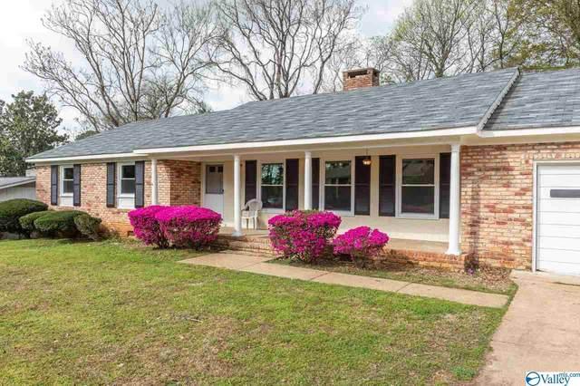7606 Quail Drive, Huntsville, AL 35802 (MLS #1140406) :: Capstone Realty