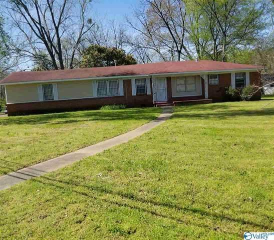 3001 Boswell Drive, Huntsville, AL 35811 (MLS #1140421) :: Capstone Realty