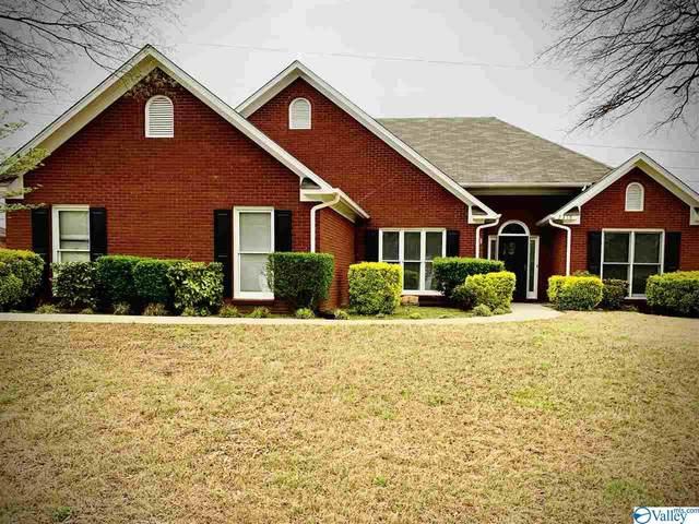 2316 Carleton Drive, Decatur, AL 35603 (MLS #1140462) :: Amanda Howard Sotheby's International Realty