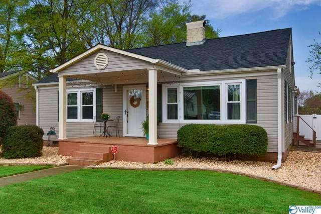 2200 Gallatin Street, Huntsville, AL 35801 (MLS #1140472) :: Capstone Realty