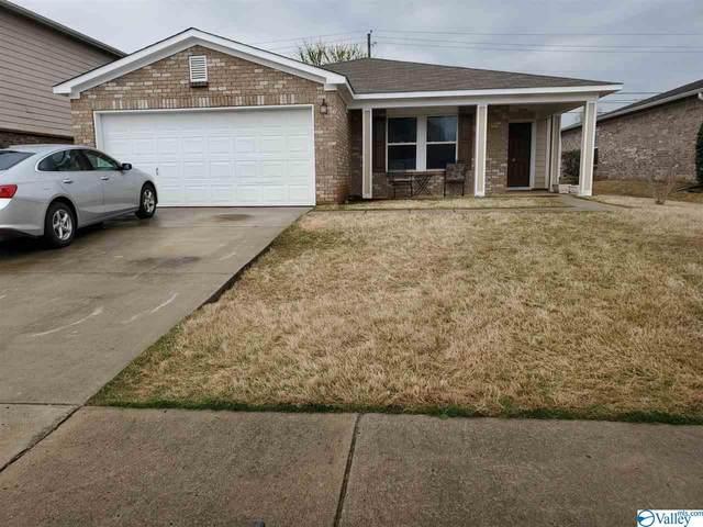 145 Bellevue Drive, Meridianville, AL 35759 (MLS #1140476) :: Capstone Realty