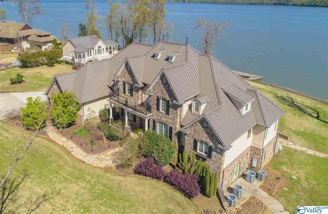 3014 Buck Island Drive, Guntersville, AL 35987 (MLS #1140477) :: Amanda Howard Sotheby's International Realty