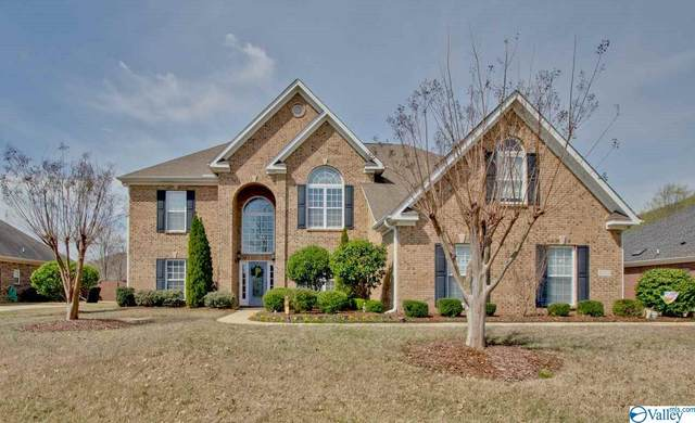 3110 Mossy Rock Road, Hampton Cove, AL 35763 (MLS #1140489) :: RE/MAX Unlimited