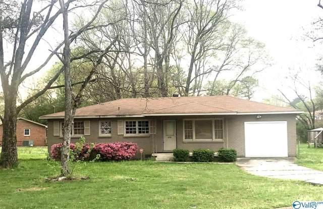 4735 Cutler Drive, Huntsville, AL 35810 (MLS #1140505) :: Revolved Realty Madison