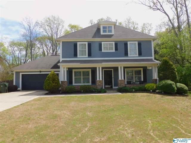 159 Patdean Drive, Huntsville, AL 35811 (MLS #1140509) :: RE/MAX Unlimited