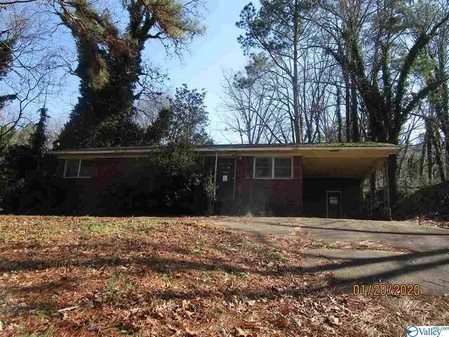 1023 Cynthia Crescent, Anniston, AL 36207 (MLS #1140591) :: RE/MAX Distinctive | Lowrey Team
