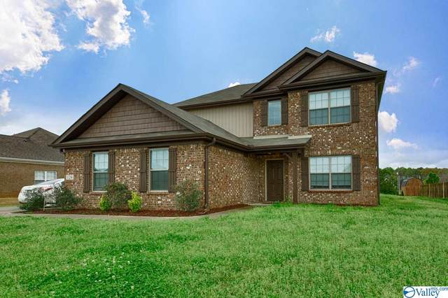 126 Meadow Ridge Drive, Hazel Green, AL 35750 (MLS #1140606) :: RE/MAX Distinctive | Lowrey Team