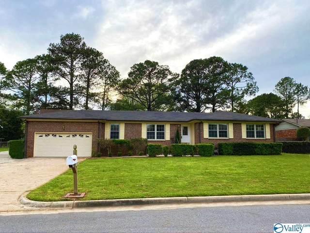 1924 Edenton Drive, Huntsville, AL 35803 (MLS #1140661) :: Capstone Realty