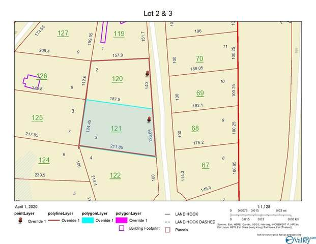 Lot 2 & 3 County Road 905, Cedar Bluff, AL 35959 (MLS #1140664) :: Revolved Realty Madison