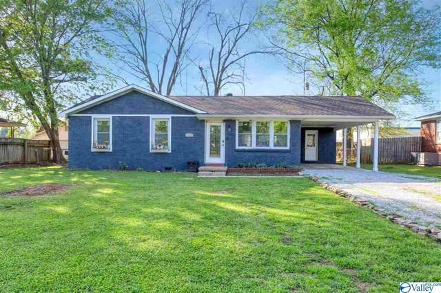 805 West Arbor Drive, Huntsville, AL 35811 (MLS #1140757) :: Legend Realty
