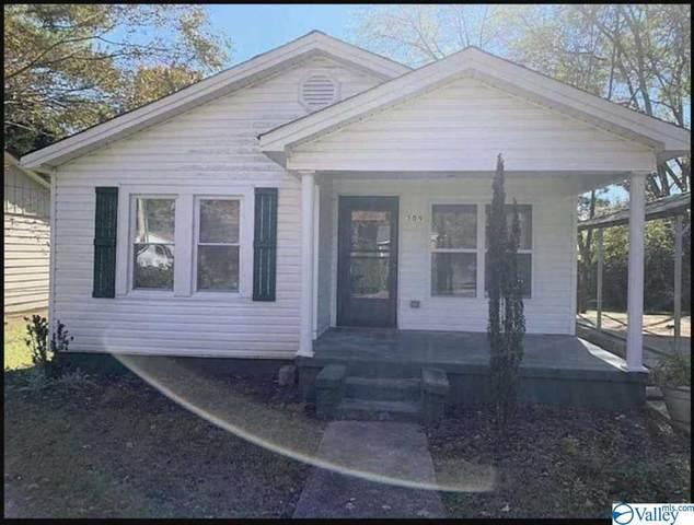 309 Mountain View Drive, Huntsville, AL 35811 (MLS #1140806) :: Legend Realty