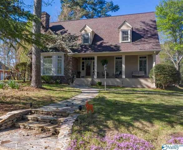 1641 Edgewood Street, Cullman, AL 35055 (MLS #1140906) :: Amanda Howard Sotheby's International Realty
