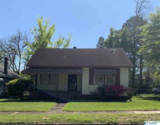 923 Lay Street, Gadsden, AL 35903 (MLS #1140908) :: Amanda Howard Sotheby's International Realty