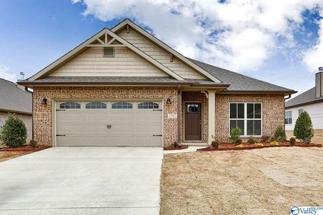117 Hidden Cove Drive, Meridianville, AL 35759 (MLS #1140911) :: Capstone Realty
