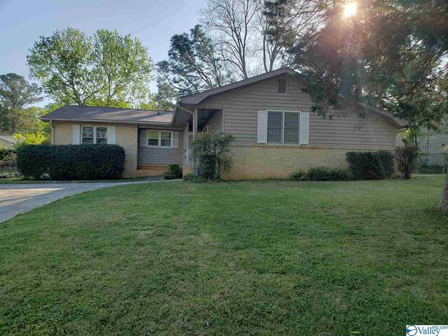 322 Rosemont Road, Huntsville, AL 35803 (MLS #1140982) :: Coldwell Banker of the Valley