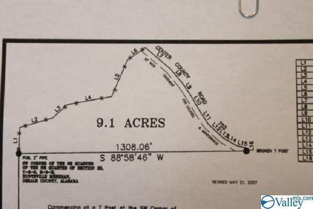 953 County Road 752, Valley Head, AL 35989 (MLS #1141056) :: Amanda Howard Sotheby's International Realty