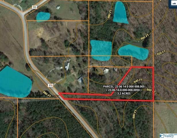 2781 County Road 89, Danville, AL 35619 (MLS #1141182) :: Capstone Realty