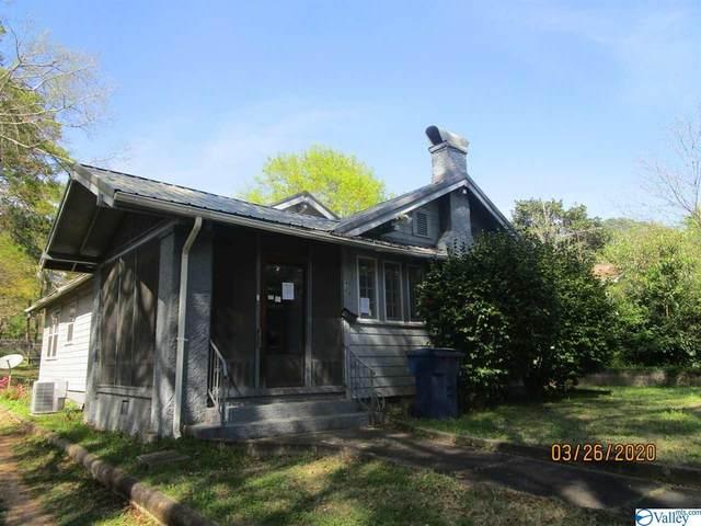 431 E 22ND STREET, Anniston, AL 36207 (MLS #1141200) :: RE/MAX Distinctive | Lowrey Team