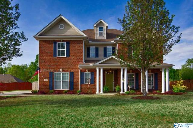 109 Southberry Drive, New Market, AL 35761 (MLS #1141475) :: The Pugh Group RE/MAX Alliance