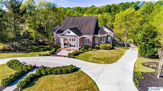 1627 Lake Cove Drive, Decatur, AL 35603 (MLS #1141548) :: Rebecca Lowrey Group