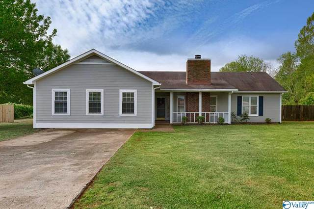 117 Molly Bette Drive, Huntsville, AL 35811 (MLS #1141572) :: The Pugh Group RE/MAX Alliance