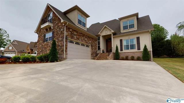 22210 Merlot Drive, Athens, AL 35613 (MLS #1141599) :: Amanda Howard Sotheby's International Realty