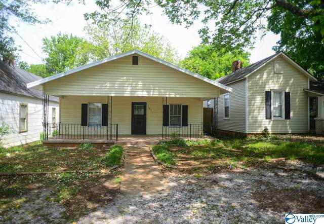 709 Mccullough Avenue, Huntsville, AL 35801 (MLS #1142001) :: Capstone Realty
