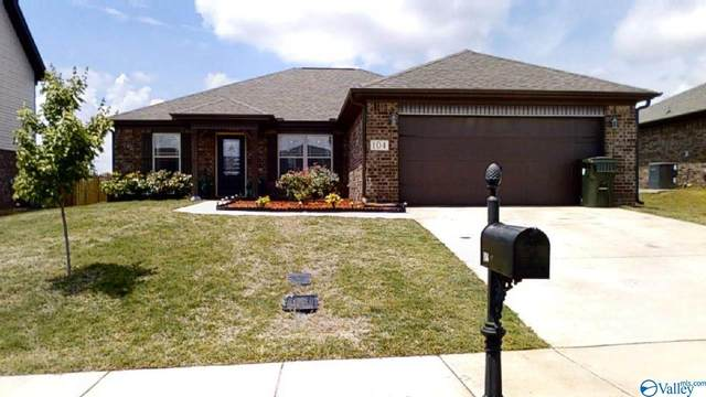104 Walkers Hill Road, Meridianville, AL 35759 (MLS #1142328) :: Capstone Realty