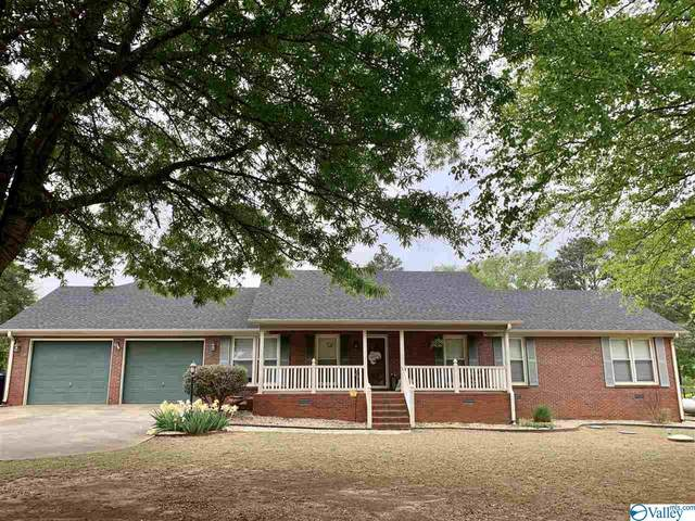 398 Jimmy Fisk Road, Hazel Green, AL 35750 (MLS #1142503) :: Legend Realty