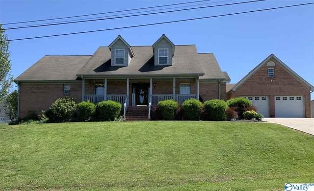 203 Megan Street, Bridgeport, AL 35740 (MLS #1142638) :: Capstone Realty