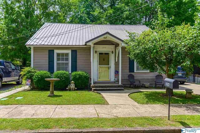 206 Jefferson Street, Fayetteville, TN 37334 (MLS #1143163) :: Capstone Realty