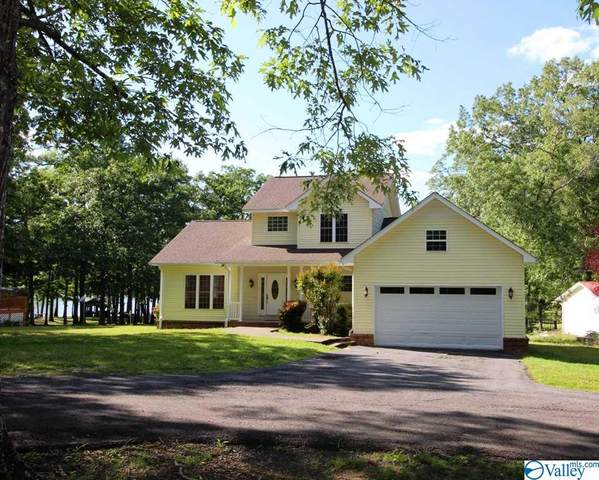 1270 County Road 597, Cedar Bluff, AL 35959 (MLS #1143337) :: Legend Realty