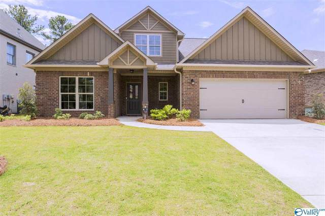 126 Cheshire Cove Lane, Meridianville, AL 35759 (MLS #1143765) :: Revolved Realty Madison