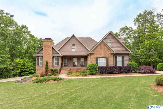 301 Oak Leaf Lane, Glencoe, AL 35905 (MLS #1143783) :: Legend Realty