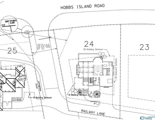 124 Railway Lane, Huntsville, AL 35803 (MLS #1143825) :: Southern Shade Realty