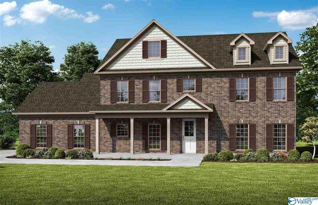 127 Stonecroft Drive, Harvest, AL 35749 (MLS #1143958) :: Legend Realty