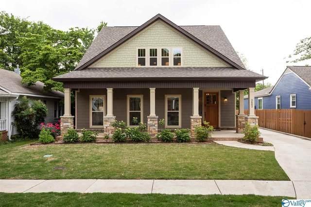 2602 Pansy Street, Huntsville, AL 35801 (MLS #1144097) :: Amanda Howard Sotheby's International Realty