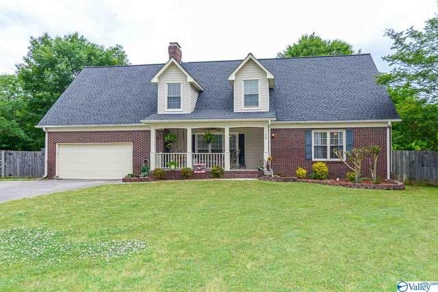 1229 Meadow Park Drive, Huntsville, AL 35803 (MLS #1144186) :: Amanda Howard Sotheby's International Realty