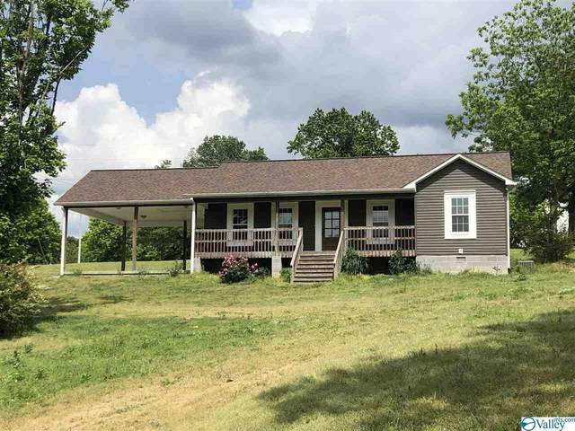 885 County Road 1123, Vinemont, AL 35179 (MLS #1144197) :: Legend Realty