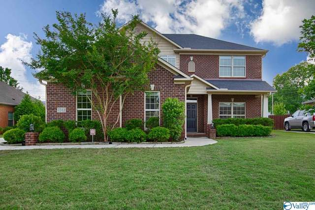 7512 Parktrace Lane, Owens Cross Roads, AL 35763 (MLS #1144323) :: Amanda Howard Sotheby's International Realty