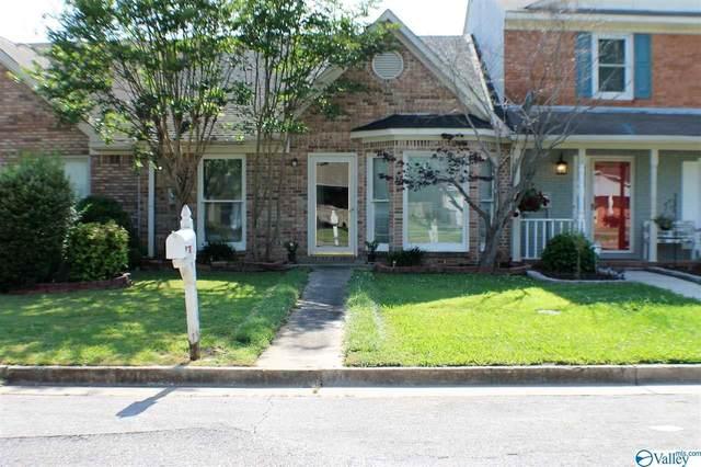 1818 E Brownstone Court, Decatur, AL 35603 (MLS #1144347) :: Capstone Realty