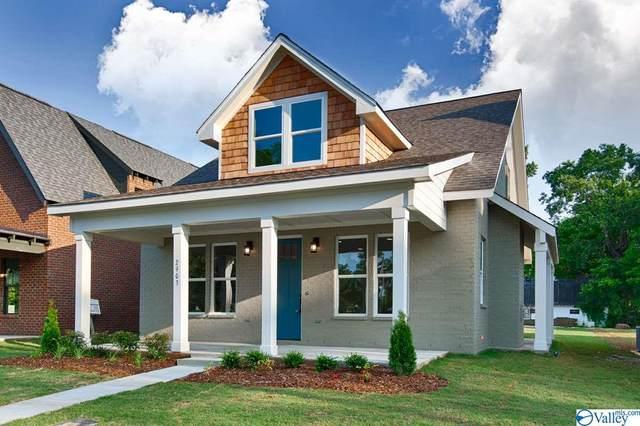 2903 8TH AVENUE, Huntsville, AL 35805 (MLS #1144351) :: Capstone Realty